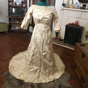 Miss Betsy Brand Vintage Wedding Dress